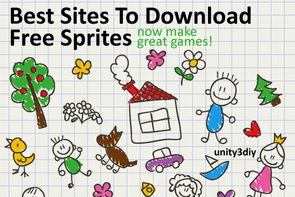 Best Sites To Download Free Sprites