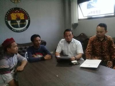 APPDL Resmi Laporkan Direktur Rakata Institute