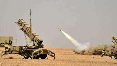 عاجل| الحوثيون يطلقون صاروخين فوق مدينتي الطائف وجدة
