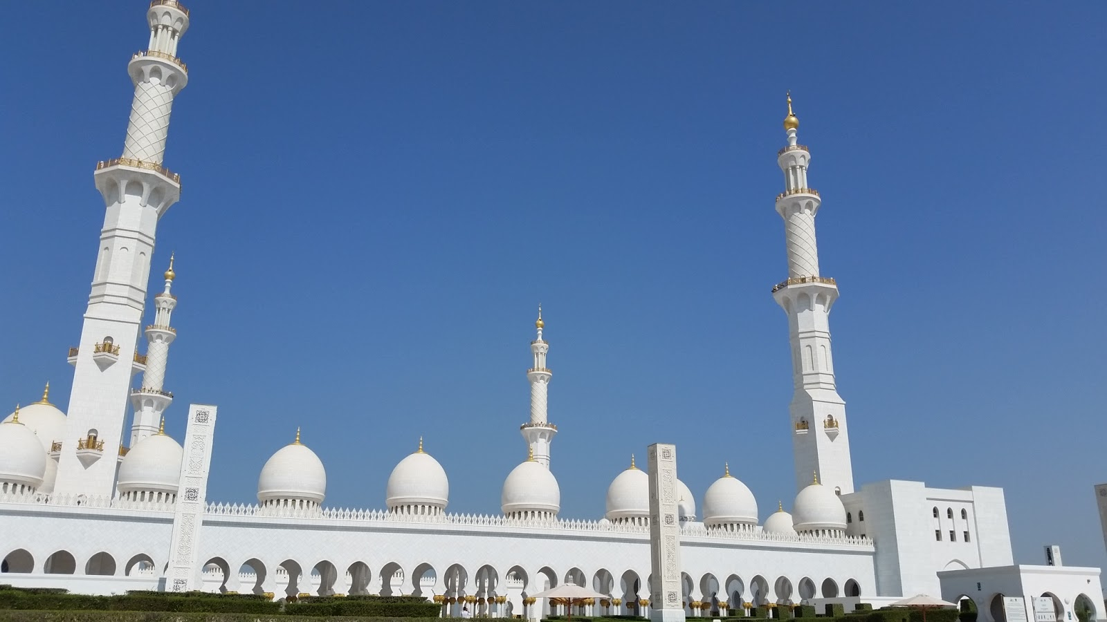 Exterior: Lets Soar With Eagles: The United Arab Emirates, Abu Dhabi