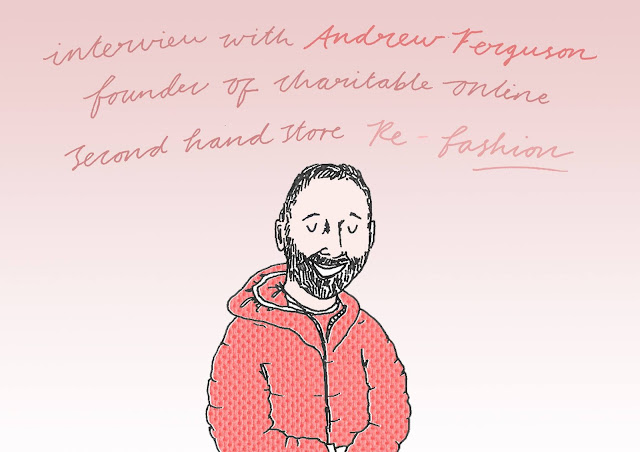 Interview With Andrew Ferguson, Founder Of Charitable Second Hand Store Re-Fashion