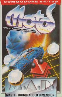 Motos (Namco/Dempa, 1985)