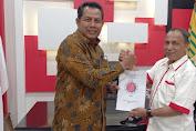 Audensi Ke KONI Aceh, Hapkido Aceh Bidik PON Papua 2021