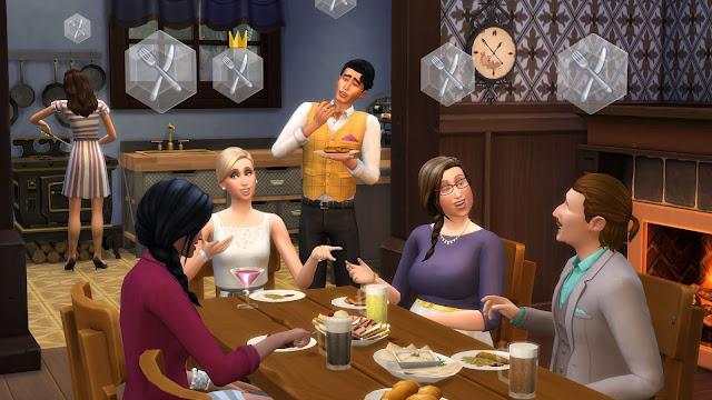 Download The Sims 4: Get Together Reloaded Game Single Link [GameGokil.com]