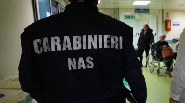NAS: ispezioni in tutta Italia nelle Guardie Mediche, riscontrate irregolarità in 1 su 4