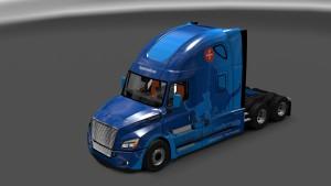 Fitzpatrick Skin for Freightliner Cascadia 2018