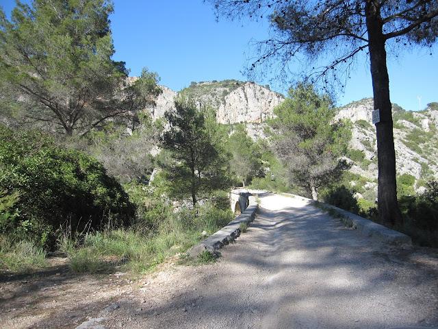 Racó del Duc. Pont de pedra