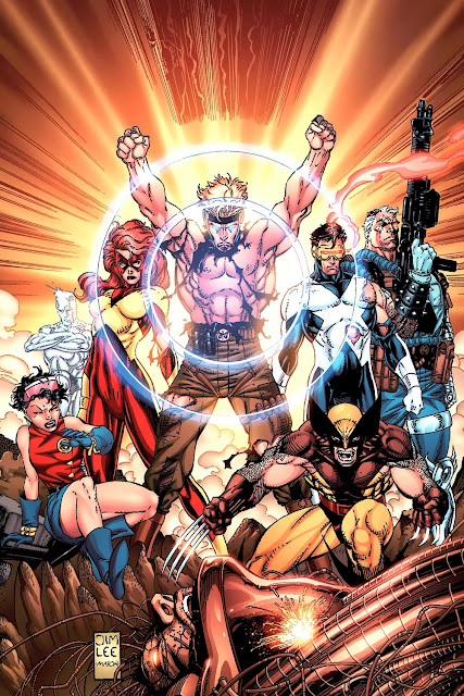 x-factor marvel comics