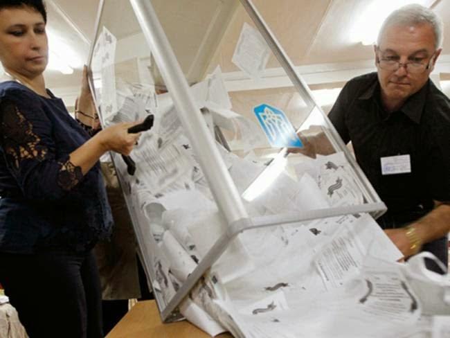 Ουκρανία: «Το 89% ψήφισε υπέρ» στο Ντόνετσκ