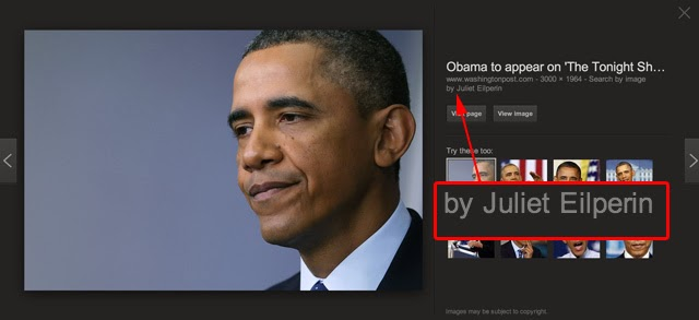 President Obama Images Google Authorship
