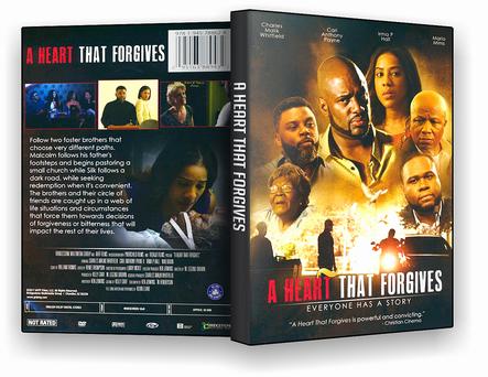 DVD  Um Coração Que Perdoa 2019 - ISO