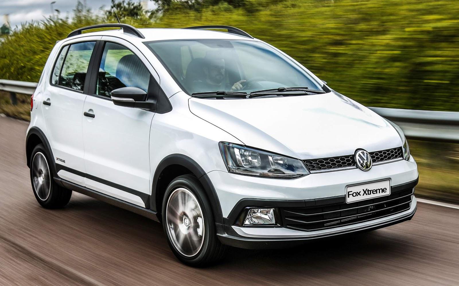 Volkswagen Fox Xtreme 2019 Comentarios