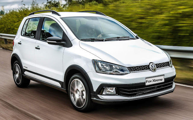 Volkswagen Fox 2019
