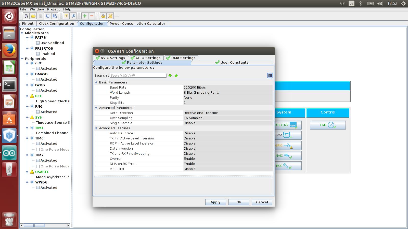 Stm32cubemx Encoder (Using Timer) | Share knowledge