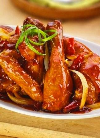 Resep Ayam Bumbu Kecap Enak dan Nikmat