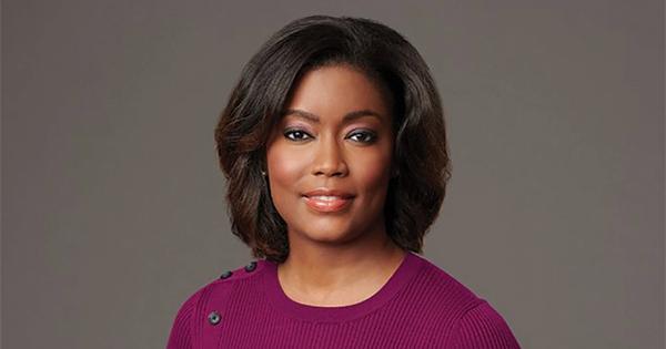 Rashida Jones, President of MSNBC