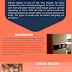 5 Types of Woods used in Interior Designing | Walls Asia