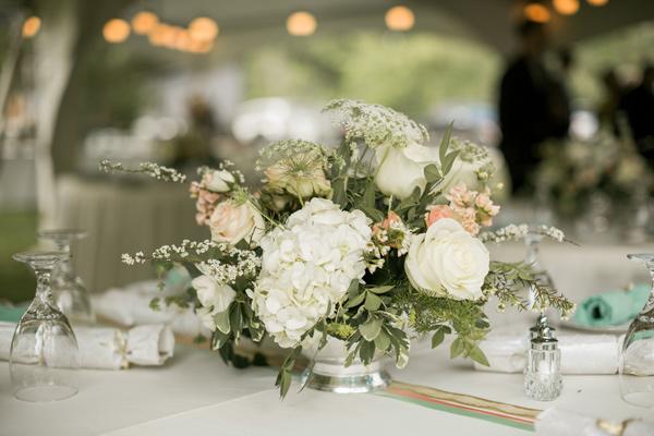 boda en un jardín inglés