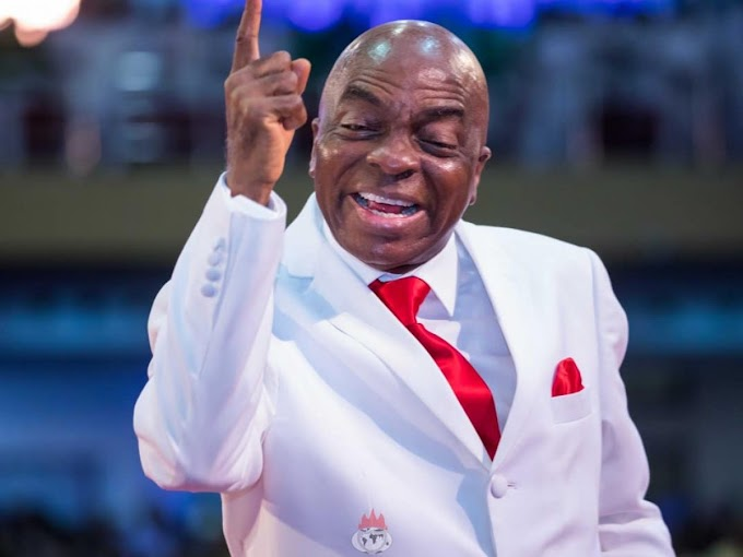 Just In: Oyedepo Blames Lagos, Ogun for opening markets and keep places of worship shut