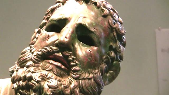 Pallazo Massimo no Museu Nacional Romano em Roma