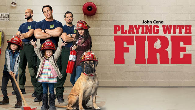 Playing With Fire (2019) Movie [Dual Audio] [ Hindi + English ] [ 720p + 1080p ] BluRay Download