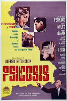 Psicosis Pelicula Poster