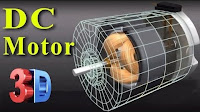 Click to watch this video on DC motor how does it works?