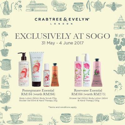 Crabtree & Evelyn Malaysia