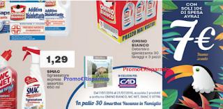 Logo Vinci 30 Smartbox ''Vacanza in famiglia'' e non solo