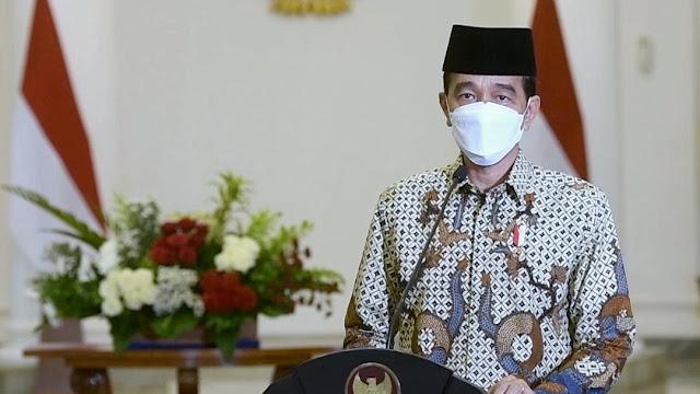 Ucapan dan Harapan Presiden Jokowi pada Harlah ke-95 Nahdlatul Ulama