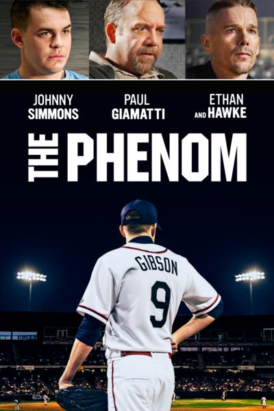 The Phenom (2016) ταινιες online seires oipeirates greek subs