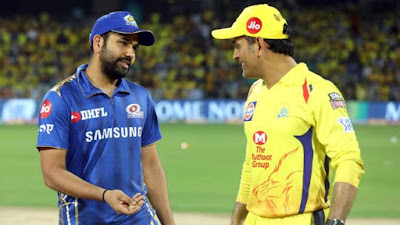 IPL match of CSK vs MI