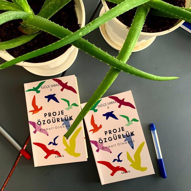 Proje Özgürlük Bir Halt Olamamak, Likya Kitap, Tuğçe Sabaz