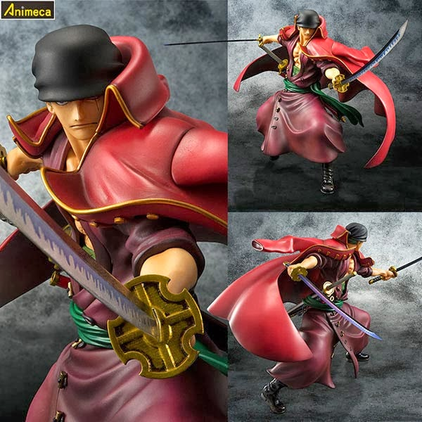 FIGURA RORONOA ZORO EDITION-Z Ver. EXCELLENT MODEL P.O.P ONE PIECE