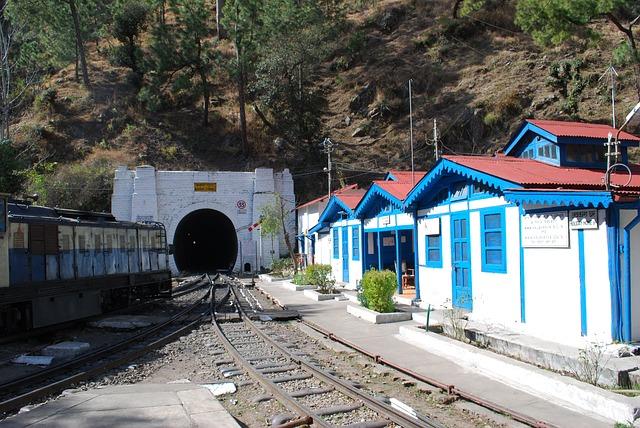 Shimla-Kalka Railway