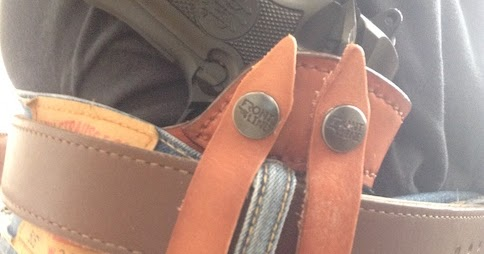 The Next Chapter: HOLSTER REVIEW: Frontline 2202 IWB Holster for