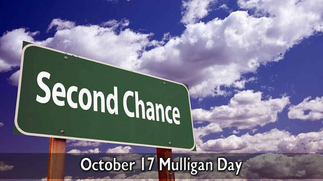 National Mulligan Day Wishes Photos