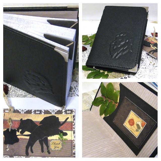 Датированный ежедневник 2016 кожаный переплет - блокноты ручной работы
