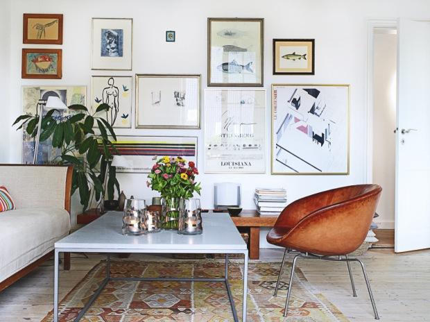 A Designers Home
