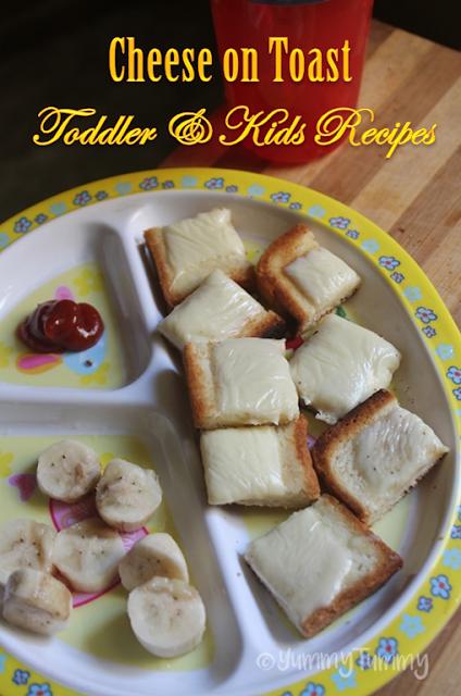 Yummy Tummy Cheese On Toast Recipe Kids Amp Toddler Recipe
