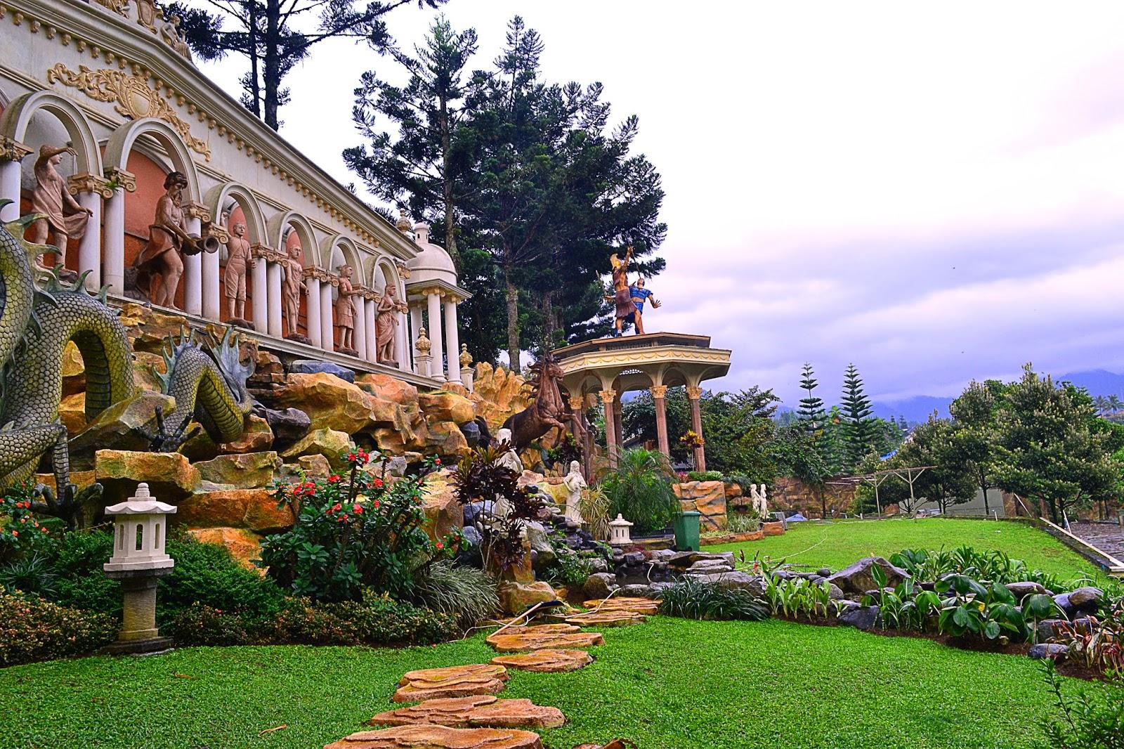rainforest journey travel bogor robinson villa resort puncak,wisata sukabumi,wisata bogor