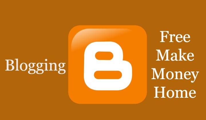 Blogging - (make money home)