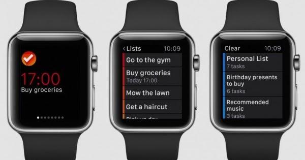 Spesifikasi Dan Harga Apple Smart Watch Terbaru 2016