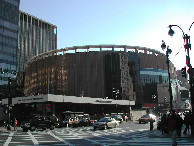 Madison Square Garden em Nova York