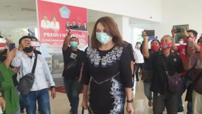 Istri JAK Diperiksa Badan Kehormatan DPRD Sulut