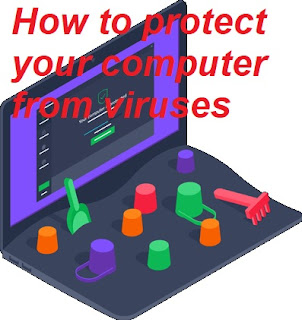 How to protect your computer from viruses