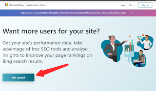 How to Submit Your Website or Blog to Bing Webmaster Tools