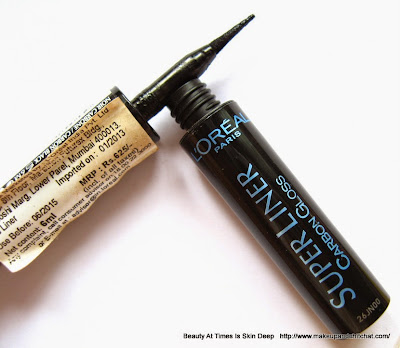 L'Oréal Paris Superliner Carbon Black Eye liner India
