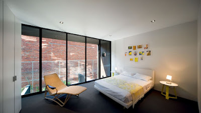 Minimalist design for modern bedroom