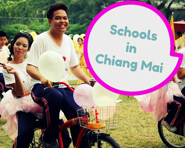 List of schools in Chiang Mai